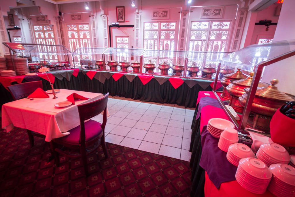 Royal-India-Restaurant-Raleigh-Interior-2