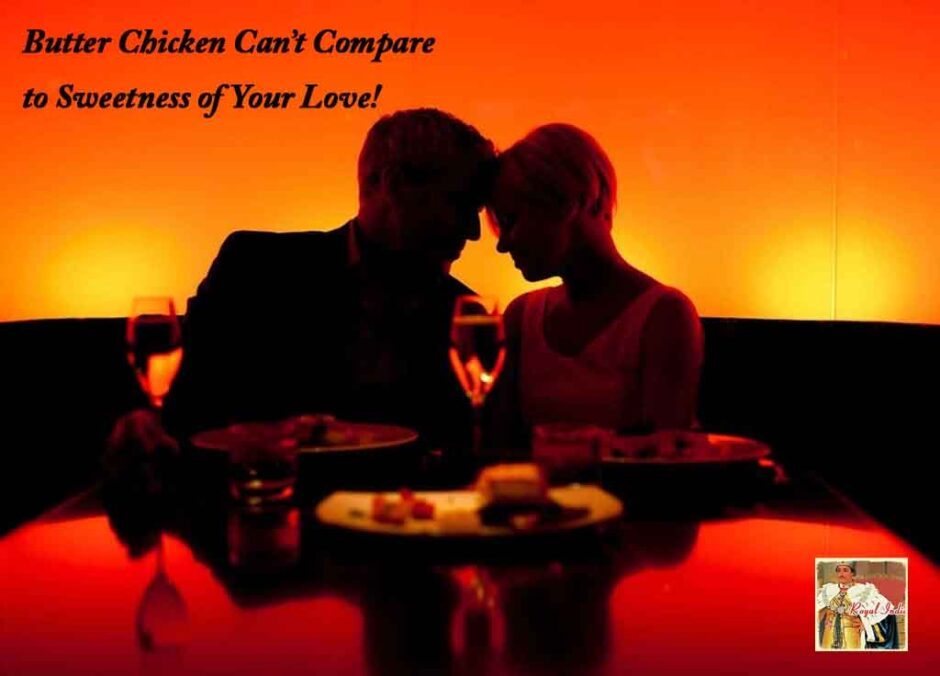 Valentine's Day Special Promotion for Royal India Restaurant in Raleigh
